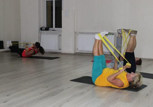 Gimnastyka Dla Pań