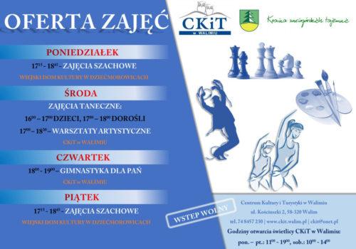 Zajęcia CKiT w Walimiu